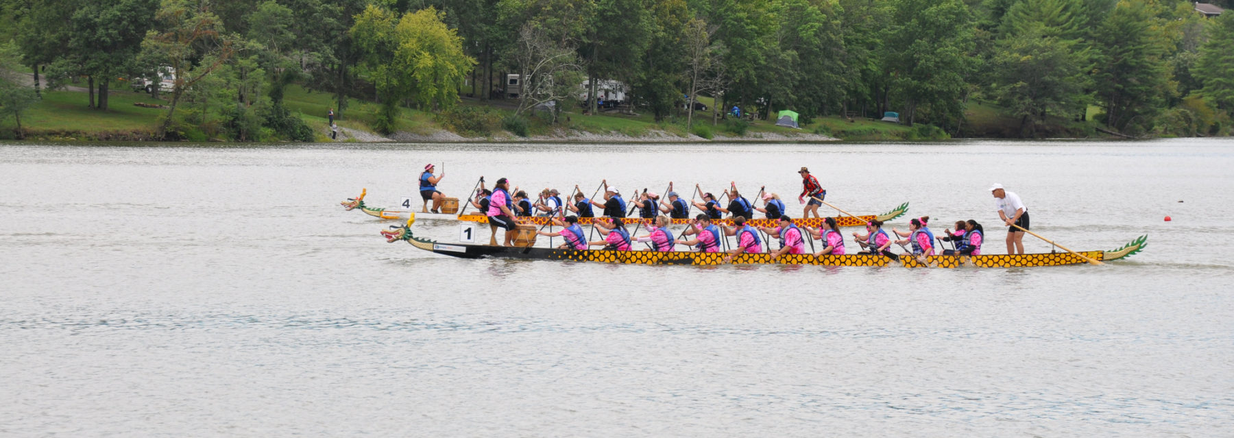 Paddling for Cancer Awareness, Inc